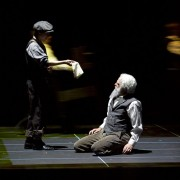 Studies in Motion, 2009. Julian Galipeau and Andrew Wheeler. Photo by Tim Matheson